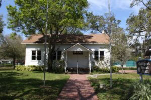 Gulfport's Historic Scout Hall