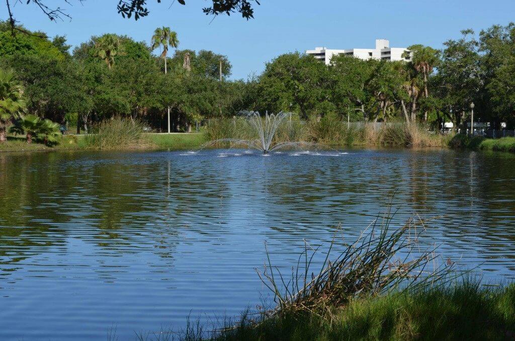 Wood Ibis Park in Gulfport