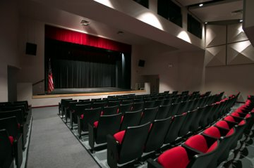 Inside the Cathine A Hickman Theater