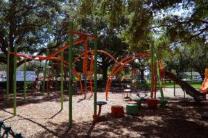 Caldwell Park Playground