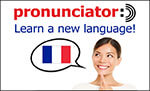 Pronunciator Learn a Language
