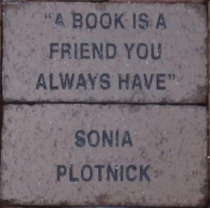 Example of a Garden Brick
