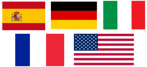 Flags from Around the World