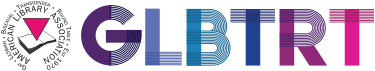 GLBTRT Newlen-Symons Award Logo