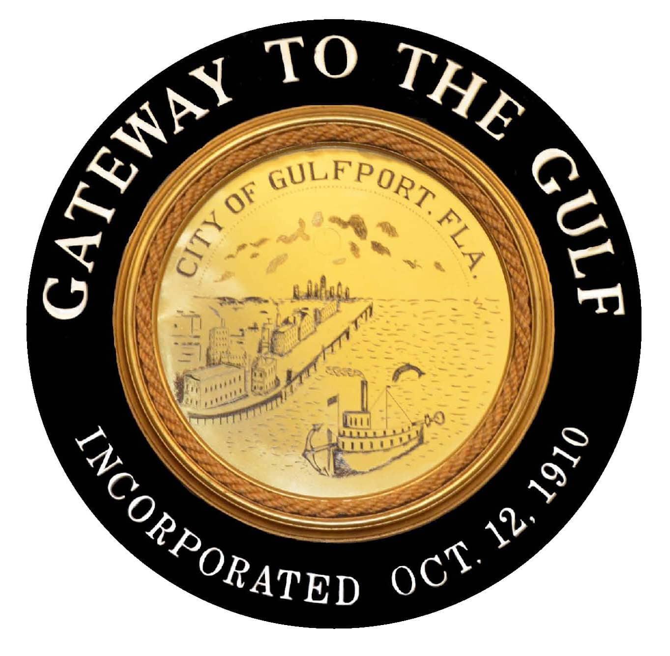Gulfport Florida City Seal