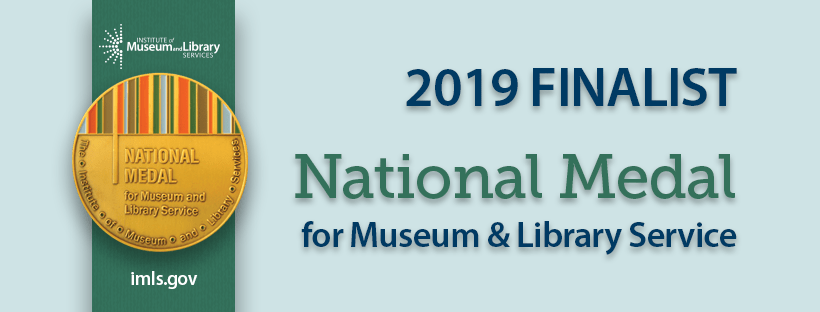 Gulfport Is a 2019 National Medal Finalist - help us win!