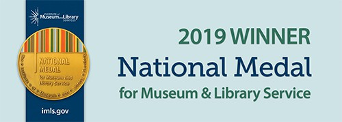 Gulfport Public Library is a 2019 National Medal Finalist