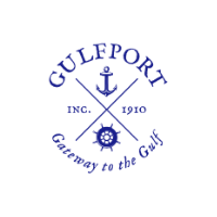 Gulfport Gateway to the Gulf Logo
