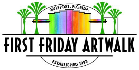 First Friday ArtWalk in Gulfport, Florida