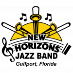New Horizons Jazz Band logo