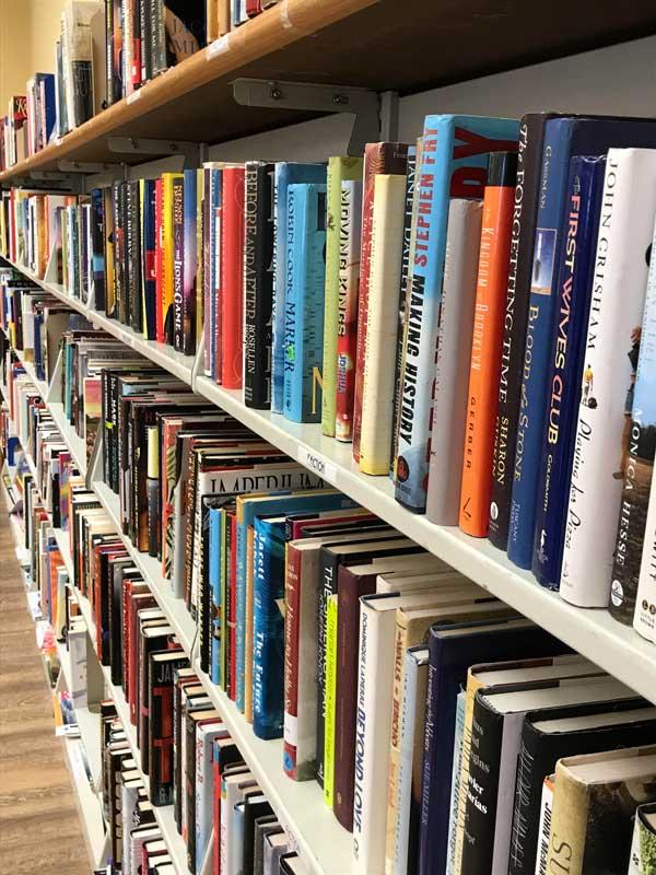 Book Shop - Book Shelves