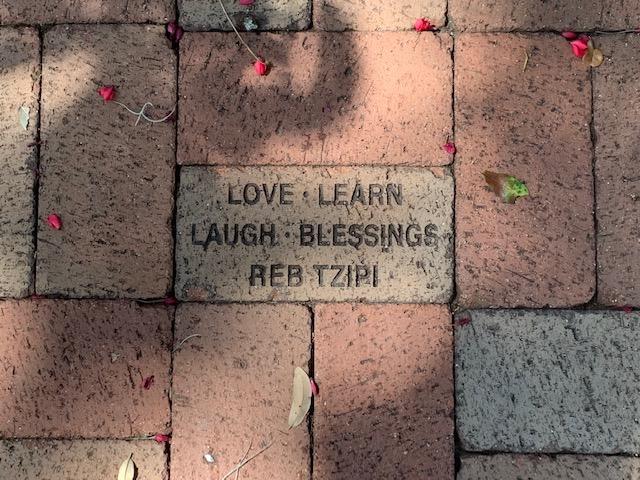 Blessings Reb Tzipi